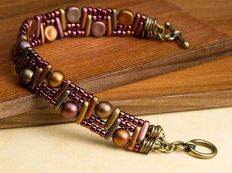 Temple Steps Bracelet