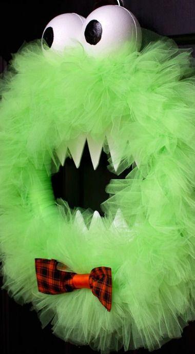 Monster wreath                                                                                                                                                                                 More