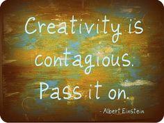 Inspirational Art Quotes - blog by Carole Elliott Artist