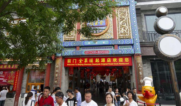 Eet Peking eend in Beijing Reistip - GlobeHopper