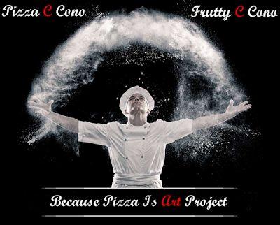PATRINAKI: ΟΤΑΝ Η ΠΙΤΣΑ ΓΙΝΕΤΑΙ ΤΕΧΝΗ....''PIZZA C CONO'' !!!...