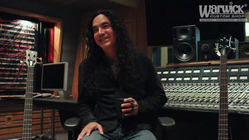 Mike Inez of Alice in Chains on his beginnings as a musician and how he came to play with Ozzy Osbourne. #WMWGuitars https://video.buffer.com/v/588b99f6666af3536bda8146
