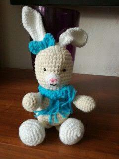 winter bunny 😀