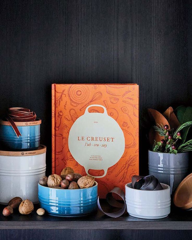 It's Here! We couldn't be more excited to announce our new Le Creuset Cookbook! A collection of more than 80 timeless recipes from our French table, we approached this cookbook with the same passion we use to make our iconic cookware. Available online and in stores now (plus join us this Saturday for in-store celebrations at our boutiques and select Outlet stores!)