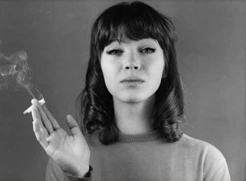 anna karina - love you, girl!