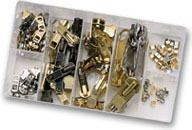 Zipper Repair Kit Deluxe for Metal Zippers