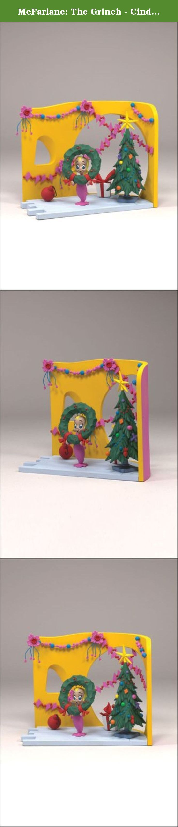 McFarlane: The Grinch - Cindy Lou Who. With this detailed figure, the grouchiest grouch there ever was gets the McFarlane touch.