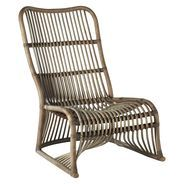 Tango Ocho Rattan Occasional Chair from GLOBE WEST