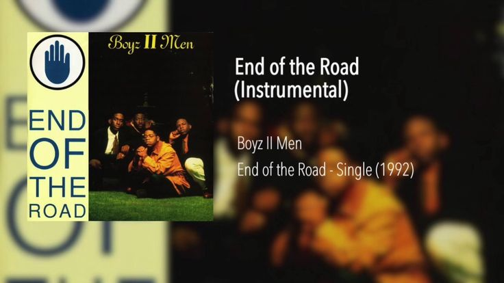 Boyz II Men - End of the Road (Instrumental)