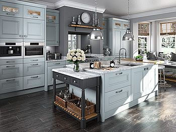 Traditional Kitchens & Kitchen Units At Trade Prices - DIY Kitchens