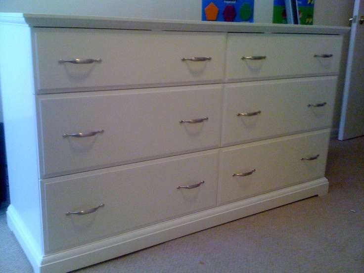 Ikea birkeland 6 drawer dresser assembly by furniture for Someone to assemble ikea furniture