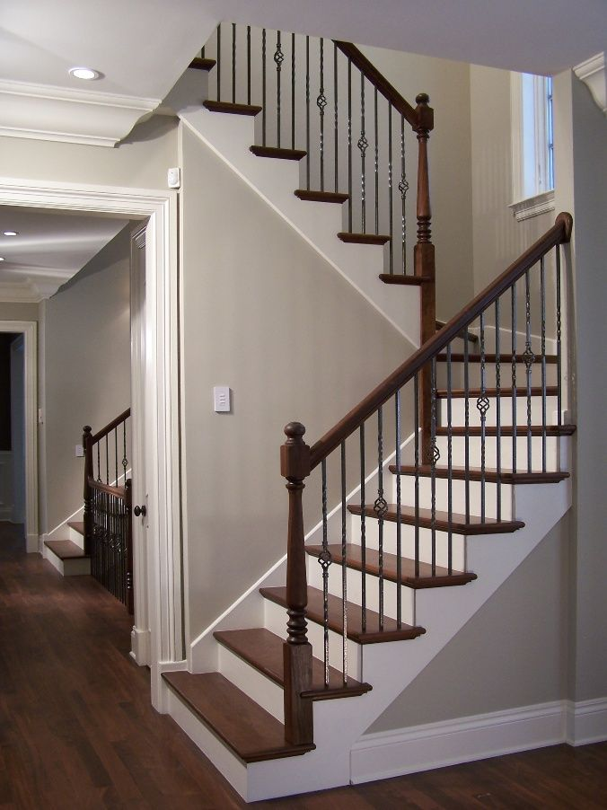 Best U Shaped Stairs Google Search Staircases Pinterest 400 x 300