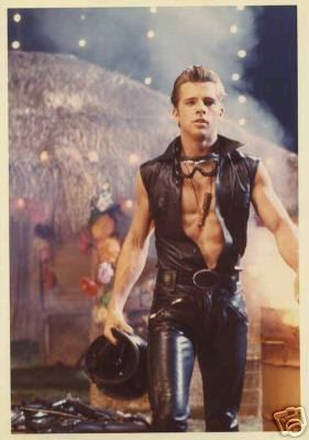 Grease 2 (1982): Maxwell Caulfield. Yuk