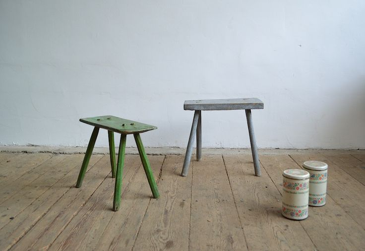 Rural milking stool (artKRAFT Industrial Design)