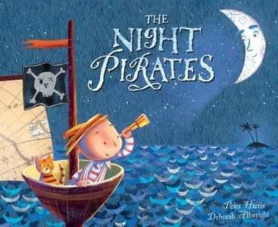List of pirate books, The Night Pirates is one of my favourite....'rough tough little GIRL pirates!!'