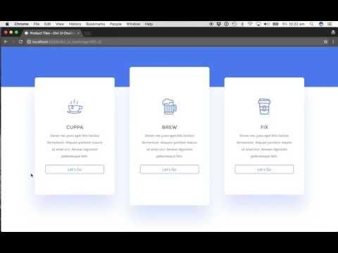 Divi UI Challenge #9 - Product Tiles