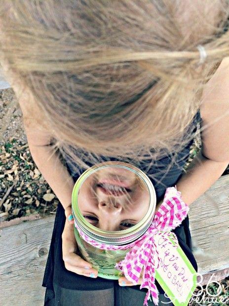 The 36th AVENUE | Jar Gift Idea and Free Printable