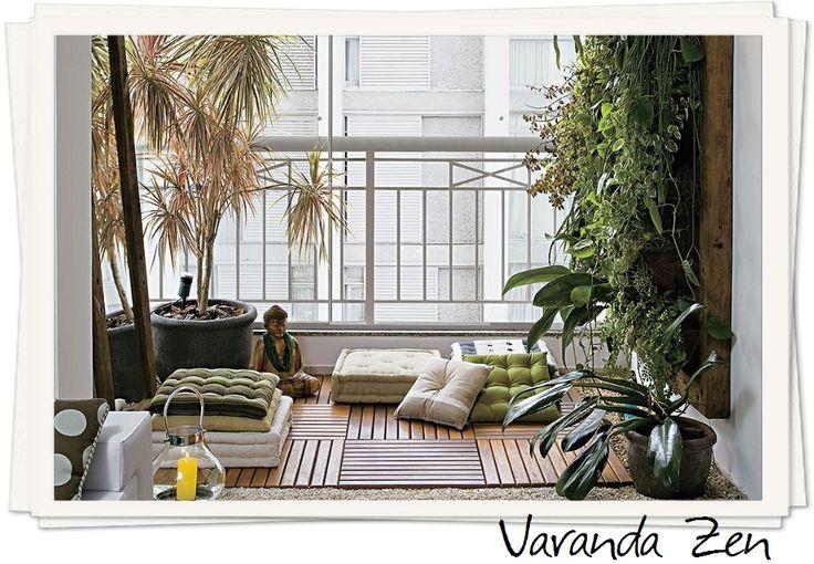 12 best images about zen garden on pinterest balcony for Zen style balcony