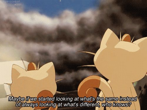 I always thought Pokémon: The First Movie had a good moral.