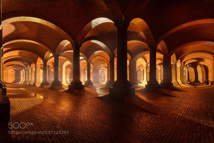 Underground... by hudy1
