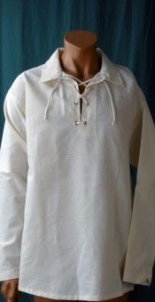 muslin shirt - Dressed in White