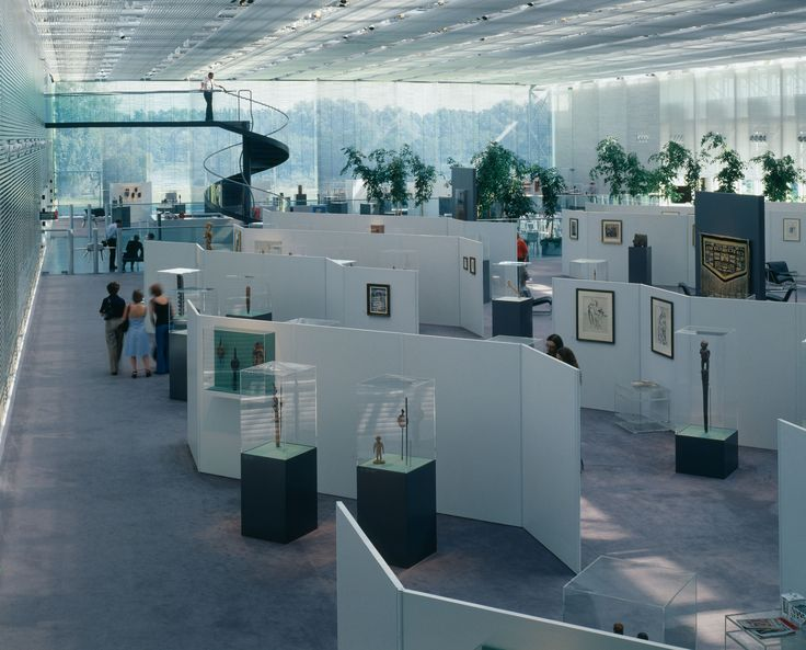 Sainsbury Centre for Visual Arts FOSTER + PARTNERS