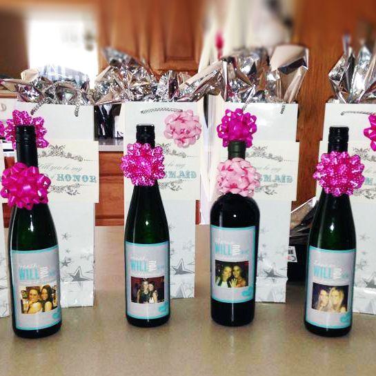33 best Bridesmaid Gift Ideas images on Pinterest Bridesmaid