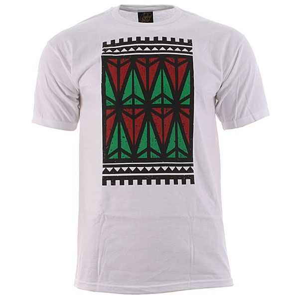 Benny Gold Origins T-Shirt - White at Urban Industry