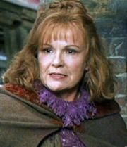 Molly Weasley (Harry Potter and the Philosopher's Stone & Harry Potter and the Chamber of Secrets & Harry Potter and the Prisoner of Azkaban & Harry Potter and the Goblet of Fire & Harry Potter and the Order of the Phoenix & Harry Potter and the Half-Blood Prince & Harry Potter and the Deathly Hallows)
