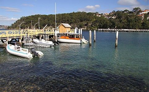 Walk from Athol Bay to Chowder Bay #sydney #bucketlist