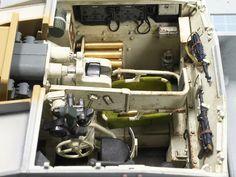 StuG 3F L/43  interior (b)