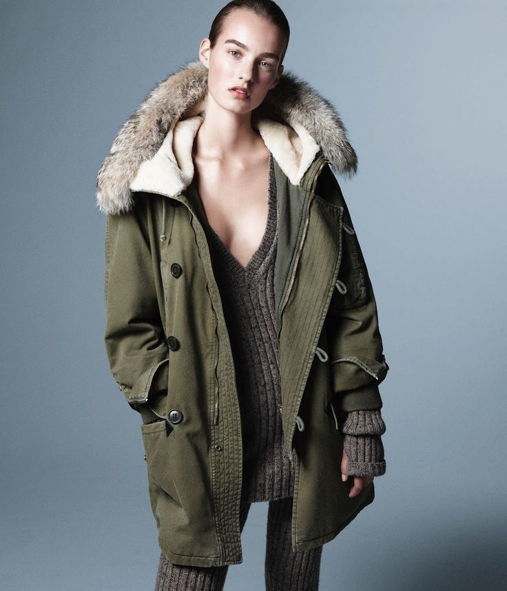 visual optimism; fashion editorials, shows, campaigns & more!: cold comfort: maartje verhoef by daniel jackson for wsj october 2014