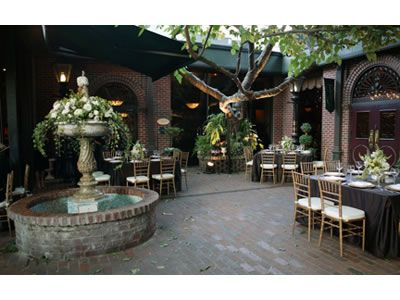 The Firehouse Sacramento Wedding Venues Sacramento Rehearsal Dinner Locations 95814