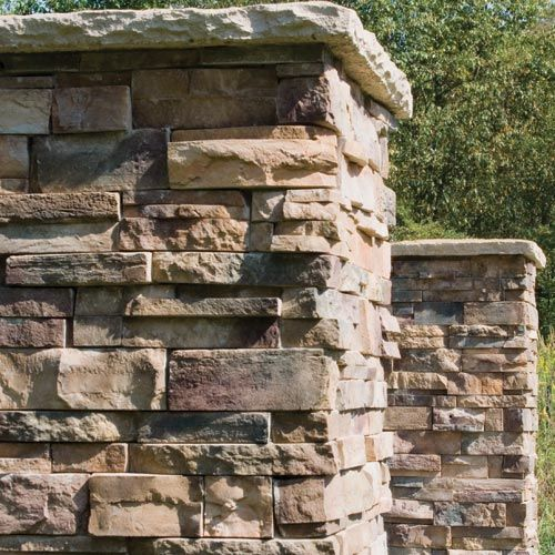 Stacked Stone Home Exterior: Exterior Stacked Stone Veneer Pricing