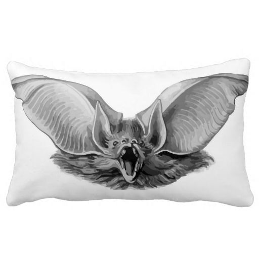 #Bat #Pillow