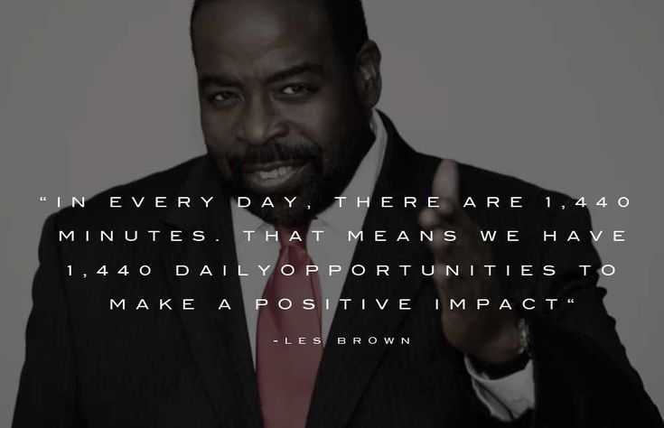 10 Great Les Brown Quotes & Les Brown Speeches! Fearless Quotes from some of the most successful