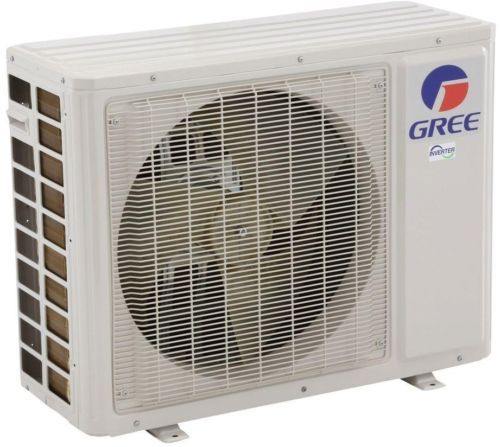 GREE Ultra Efficient 18000 BTU 1.5Ton Ductless Mini Split Air Conditioner with