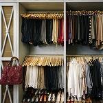 Love the colors!: Decor, Small Closet, Dreams Closet, Closets, Closet Organizations, House, Closet Space, Closet Ideas, Organizations Closet