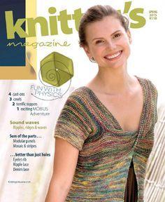Knitters Magazine  Spring 2015 - 轻描淡写 - 轻描淡写