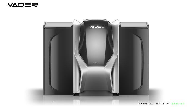 Erster 3D-Metall-Tintenstrahldrucker der Welt: Vader SystemsMeine erste Produkt …