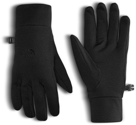 The North Face FlashDry Glove Liners Tnf Black L