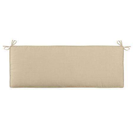 """Sunbrella Bench Cushion (Box) 18""""x54""""x4"""""""