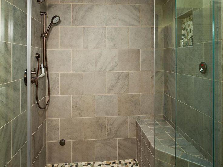 Best 25 river rock floor ideas on pinterest wood tile for River rock bathroom ideas