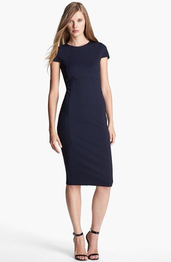 FELICITY & COCO Seamed Pencil Dress (Nordstrom Exclusive) | Nordstrom