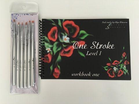 One Stroke Workbook by Olga Khazova