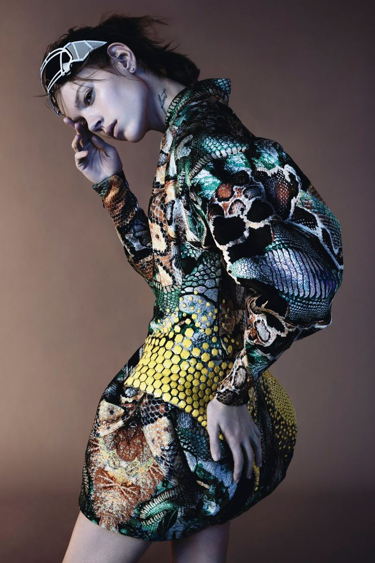 If you look carefully, the yellow detailing is beads pushing this incredible Mcqueen into 3D