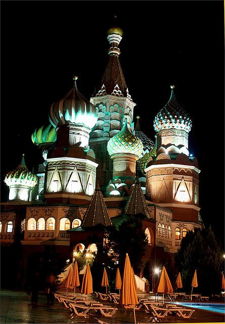 WOW Kremlin Palace, Antalya Province, Mediterranean Region, Turkiye