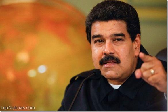 En plena crisis por el papel prensa, Nicolás Maduro lanza dos nuevos diarios oficialistas - http://www.leanoticias.com/2014/09/09/en-plena-crisis-por-el-papel-prensa-nicolas-maduro-lanza-dos-nuevos-diarios-oficialistas/
