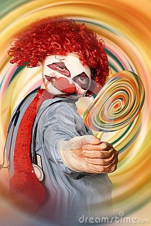 Evil Clowns Stock Photos, Images, & Pictures – (43 Images)