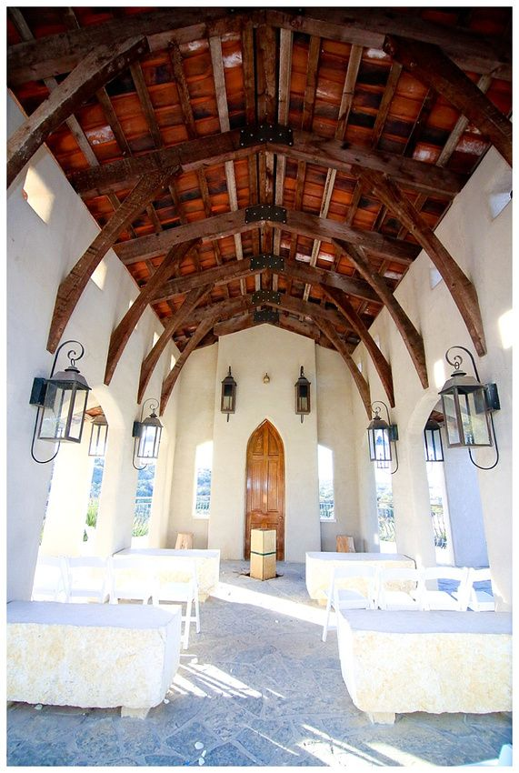 Chapel Dulcinea Wedding Austin Texas Weddings Hill Country